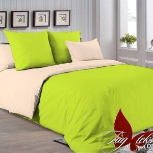 Комплект постельного белья P-0550(0807)  ПОСТЕЛЬНОЕ БЕЛЬЕ ТМ TAG > 1.5-спальные > Однотонное постельное