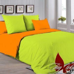 Комплект постельного белья P-0550(1263)  ПОСТЕЛЬНОЕ БЕЛЬЕ ТМ TAG > Евро > Однотонное постельное