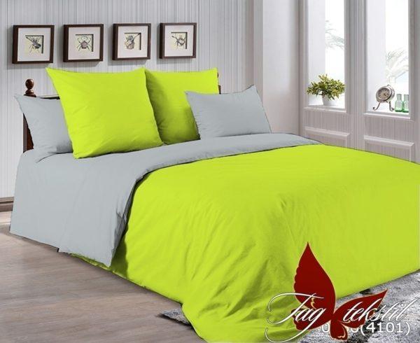 Комплект постельного белья P-0550(4101)  ПОСТЕЛЬНОЕ БЕЛЬЕ ТМ TAG > 1.5-спальные > Однотонное постельное