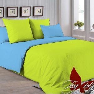 Комплект постельного белья P-0550(4225)  ПОСТЕЛЬНОЕ БЕЛЬЕ ТМ TAG > Семейные > Однотонное постельное