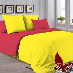 Комплект постельного белья P-0643(1661)  ПОСТЕЛЬНОЕ БЕЛЬЕ ТМ TAG > Евро > Однотонное постельное