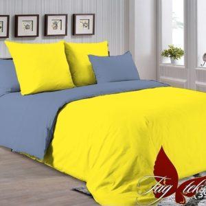 Комплект постельного белья P-0643(3917)  ПОСТЕЛЬНОЕ БЕЛЬЕ ТМ TAG > Евро > Однотонное постельное