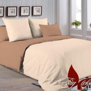Комплект постельного белья P-0807(1323)  ПОСТЕЛЬНОЕ БЕЛЬЕ ТМ TAG > Евро > Однотонное постельное