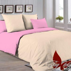 Комплект постельного белья P-0807(2311)  ПОСТЕЛЬНОЕ БЕЛЬЕ ТМ TAG > Евро > Однотонное постельное