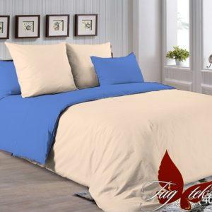 Комплект постельного белья P-0807(4037)  ПОСТЕЛЬНОЕ БЕЛЬЕ ТМ TAG > 2-спальные > Однотонное постельное