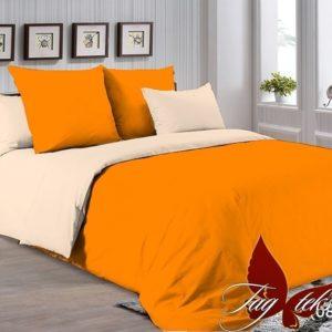 Комплект постельного белья P-1263(0807)  ПОСТЕЛЬНОЕ БЕЛЬЕ ТМ TAG > Евро > Однотонное постельное