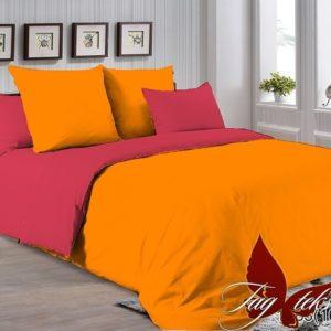 Комплект постельного белья P-1263(1661)  ПОСТЕЛЬНОЕ БЕЛЬЕ ТМ TAG > Семейные > Однотонное постельное