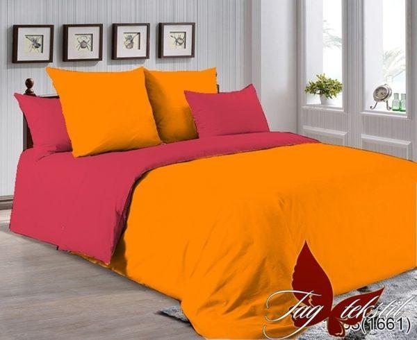 Комплект постельного белья P-1263(1661)  ПОСТЕЛЬНОЕ БЕЛЬЕ ТМ TAG > 2-спальные > Однотонное постельное