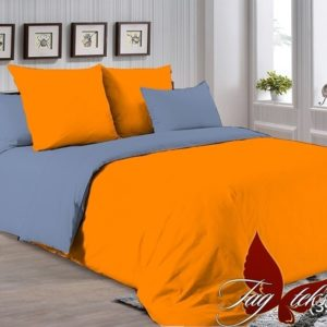 Комплект постельного белья P-1263(3917)  ПОСТЕЛЬНОЕ БЕЛЬЕ ТМ TAG > Евро > Однотонное постельное