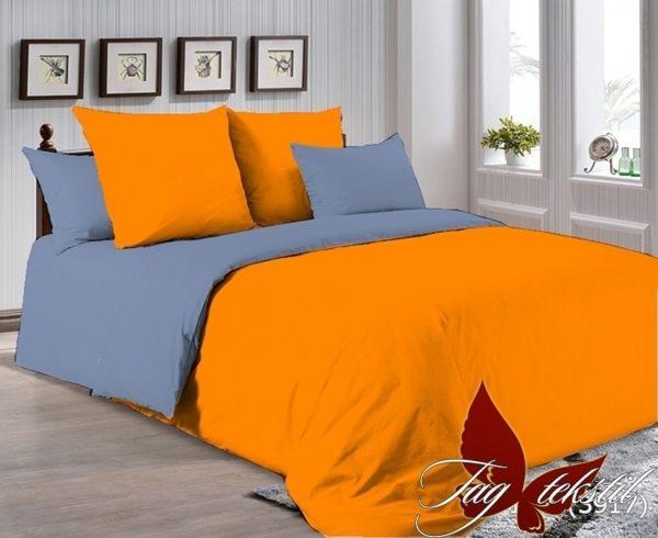 Комплект постельного белья P-1263(3917)  ПОСТЕЛЬНОЕ БЕЛЬЕ ТМ TAG > 2-спальные > Однотонное постельное