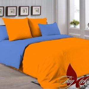 Комплект постельного белья P-1263(4037)  ПОСТЕЛЬНОЕ БЕЛЬЕ ТМ TAG > Семейные > Однотонное постельное