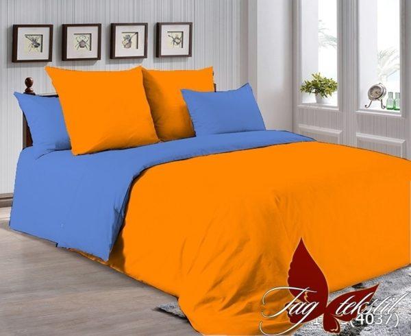 Комплект постельного белья P-1263(4037)  ПОСТЕЛЬНОЕ БЕЛЬЕ ТМ TAG > 2-спальные > Однотонное постельное