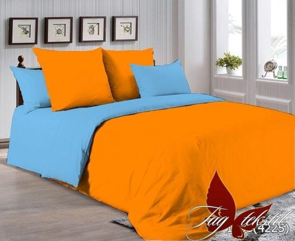 Комплект постельного белья P-1263(4225)  ПОСТЕЛЬНОЕ БЕЛЬЕ ТМ TAG > Семейные > Однотонное постельное