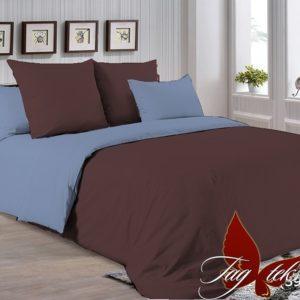 Комплект постельного белья P-1317(3917)  ПОСТЕЛЬНОЕ БЕЛЬЕ ТМ TAG > Евро > Однотонное постельное