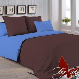 Комплект постельного белья P-1317(4037)  ПОСТЕЛЬНОЕ БЕЛЬЕ ТМ TAG > Евро > Однотонное постельное
