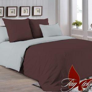 Комплект постельного белья P-1317(4101)  ПОСТЕЛЬНОЕ БЕЛЬЕ ТМ TAG > Евро > Однотонное постельное