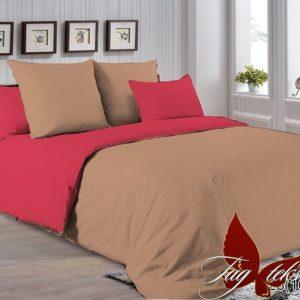 Комплект постельного белья P-1323(1661)  ПОСТЕЛЬНОЕ БЕЛЬЕ ТМ TAG > Евро > Однотонное постельное