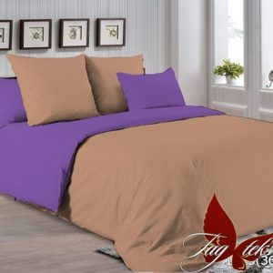 Комплект постельного белья P-1323(3633)  ПОСТЕЛЬНОЕ БЕЛЬЕ ТМ TAG > 2-спальные > Однотонное постельное