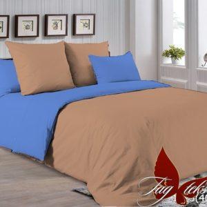 Комплект постельного белья P-1323(4037)  ПОСТЕЛЬНОЕ БЕЛЬЕ ТМ TAG > 2-спальные > Однотонное постельное