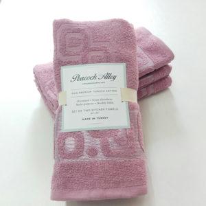 Набор полотенец 35*55 (3шт) Lilu  Кухонные полотенца