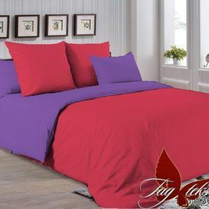 Комплект постельного белья P-1661(3633)  ПОСТЕЛЬНОЕ БЕЛЬЕ ТМ TAG > Евро > Однотонное постельное