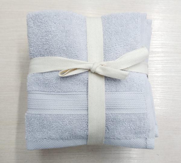 Набор полотенец 30*30 (5шт) Серые  Кухонные полотенца