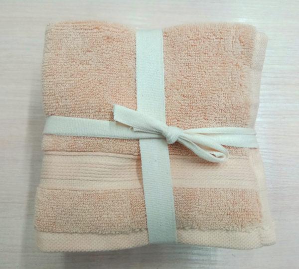 Набор полотенец 30*30 (5шт) Бежевые  Кухонные полотенца