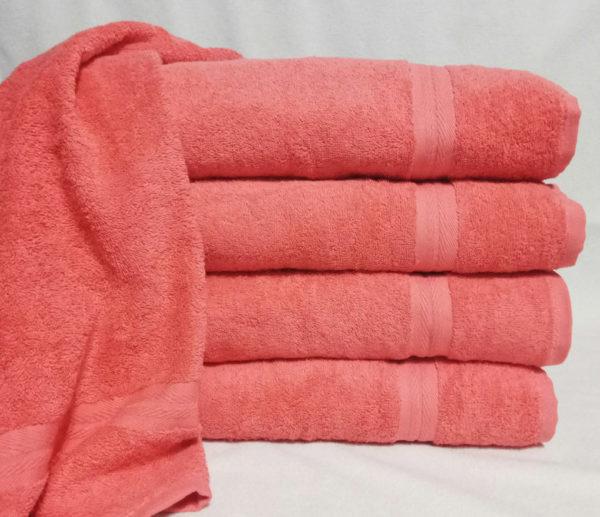 Полотенце махровое Pink (Турция)  Полотенца > Сауна