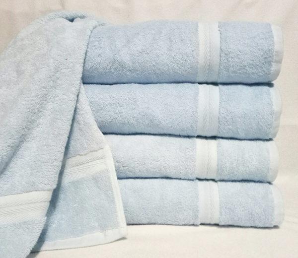 Полотенце махровое Blue (Турция)  Полотенца > Сауна