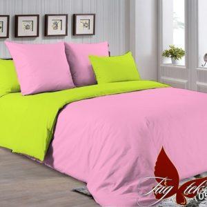 Комплект постельного белья P-2311(0550)  ПОСТЕЛЬНОЕ БЕЛЬЕ ТМ TAG > Евро > Однотонное постельное