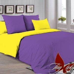 Комплект постельного белья P-3633(0643)  ПОСТЕЛЬНОЕ БЕЛЬЕ ТМ TAG > 1.5-спальные > Однотонное постельное