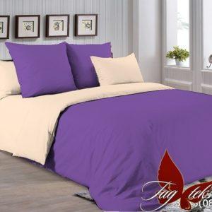Комплект постельного белья P-3633(0807)  ПОСТЕЛЬНОЕ БЕЛЬЕ ТМ TAG > 2-спальные > Однотонное постельное