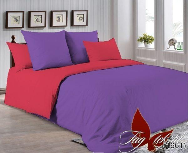 Комплект постельного белья P-3633(1661)  ПОСТЕЛЬНОЕ БЕЛЬЕ ТМ TAG > 2-спальные > Однотонное постельное