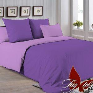 Комплект постельного белья P-3633(3520)  ПОСТЕЛЬНОЕ БЕЛЬЕ ТМ TAG > Семейные > Однотонное постельное