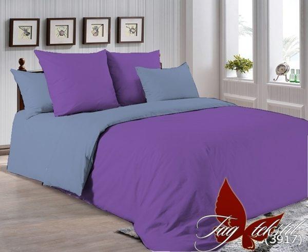 Комплект постельного белья P-3633(3917)  ПОСТЕЛЬНОЕ БЕЛЬЕ ТМ TAG > 2-спальные > Однотонное постельное
