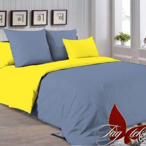 Комплект постельного белья P-3917(0643)  ПОСТЕЛЬНОЕ БЕЛЬЕ ТМ TAG > Евро > Однотонное постельное