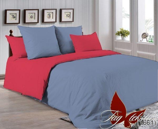 Комплект постельного белья P-3917(1661)  ПОСТЕЛЬНОЕ БЕЛЬЕ ТМ TAG > 1.5-спальные > Однотонное постельное