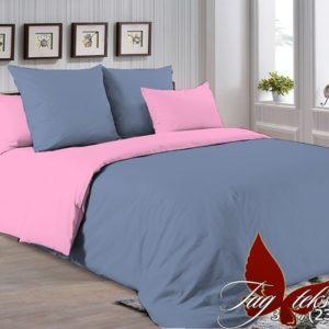 Комплект постельного белья P-3917(2311)  ПОСТЕЛЬНОЕ БЕЛЬЕ ТМ TAG > Евро > Однотонное постельное