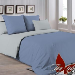Комплект постельного белья P-3917(4101)  ПОСТЕЛЬНОЕ БЕЛЬЕ ТМ TAG > Семейные > Однотонное постельное