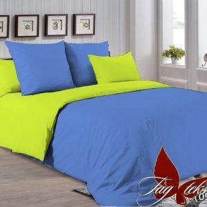 Комплект постельного белья P-4037(0550)  ПОСТЕЛЬНОЕ БЕЛЬЕ ТМ TAG > 1.5-спальные > Однотонное постельное