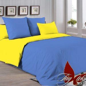 Комплект постельного белья P-4037(0643)  ПОСТЕЛЬНОЕ БЕЛЬЕ ТМ TAG > 2-спальные > Однотонное постельное