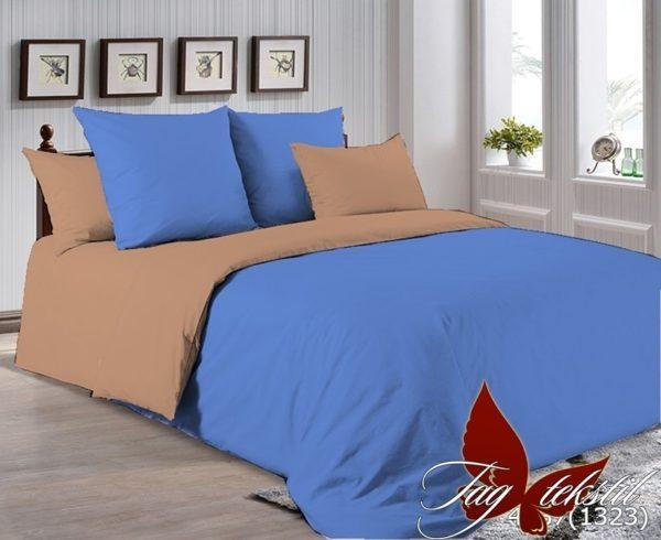 Комплект постельного белья P-4037(1323)  ПОСТЕЛЬНОЕ БЕЛЬЕ ТМ TAG > 2-спальные > Однотонное постельное
