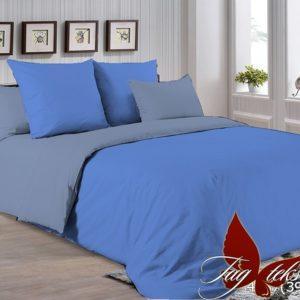 Комплект постельного белья P-4037(3917)  ПОСТЕЛЬНОЕ БЕЛЬЕ ТМ TAG > Евро > Однотонное постельное