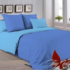 Комплект постельного белья P-4037(4225)  ПОСТЕЛЬНОЕ БЕЛЬЕ ТМ TAG > Евро > Однотонное постельное