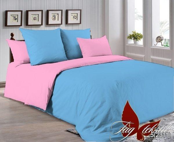 Комплект постельного белья P-4225(2311)  ПОСТЕЛЬНОЕ БЕЛЬЕ ТМ TAG > 1.5-спальные > Однотонное постельное