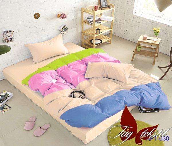 Color mix APT030  ПОСТЕЛЬНОЕ БЕЛЬЕ ТМ TAG > 1.5-спальные > Color Mix