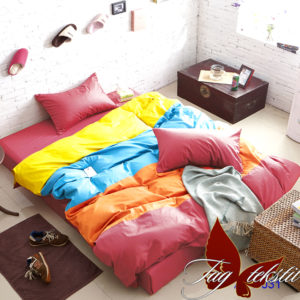 Color mix APT031  ПОСТЕЛЬНОЕ БЕЛЬЕ ТМ TAG > 1.5-спальные > Color Mix