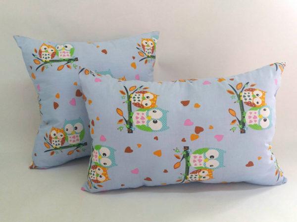 Подушка детская 50х50 1 Постельный комплект