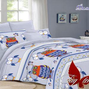 Комплект постельного белья с компаньоном Филин  ПОСТЕЛЬНОЕ БЕЛЬЕ И ТОВАРЫ ДЛЯ ДЕТЕЙ > 1.5-спальные