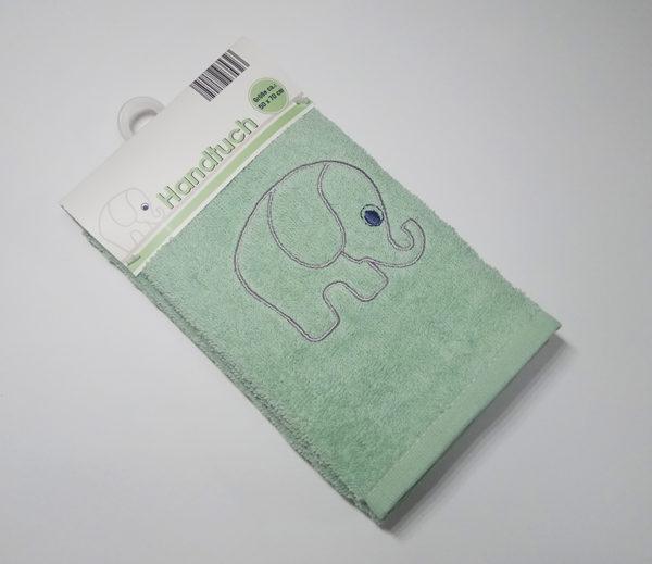 Полотенце махровое Слоник  Полотенца > 50*90 от 1 ед